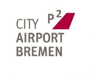 Logo City Airport Bremen P2