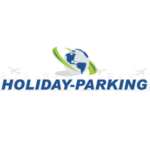 Logo parkeeraanbieder Holiday Parking