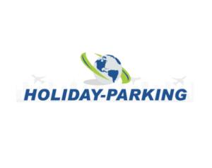 Logo parkeeraanbieder Holiday Parking